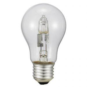 E27 28 W Halogenlampa