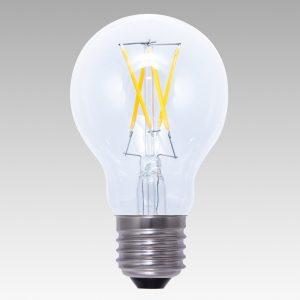 E27 4 W 926 LED-glödlampa dimbar klar varmvit
