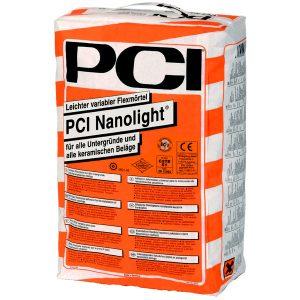 Fästmassa PCI Nanolight 15 kg
