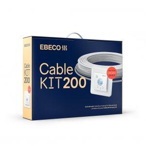 Golvvärme Ebeco Cable Kit 200