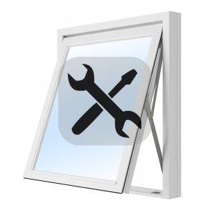 Installation vridfönster med ROT-avdrag