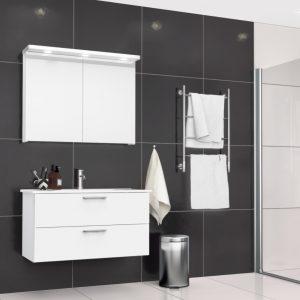 Klinker Arredo Fojs Collection Black Glossy 60x60 cm