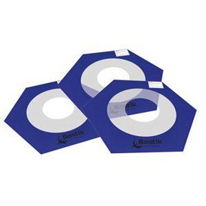 Rörmanschett Bostik 2 Hål 8-24 mm