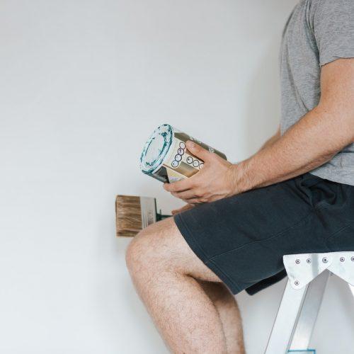 Sex Sätt att få ett Målningsjobb Hemma att Se Professionellt ut!