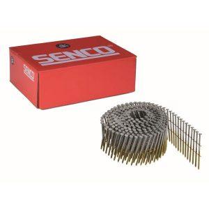 Aerfast AN50025 Spik rullbandad, trådb. 16°, blank 2,1 x 32 mm, slät, 14700-pack