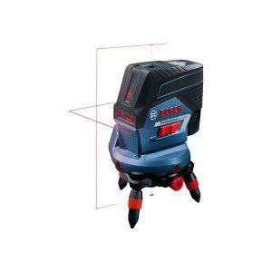 Bosch GCL 2-50 C Korslaser röd, med L-BOXX, utan batteri & laddare