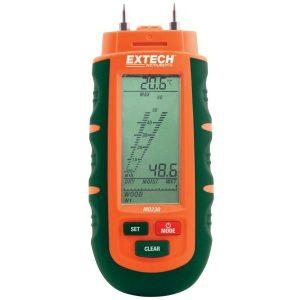 Extech MO230 Fuktmätare med 3 st. batterier