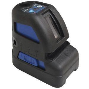 Limit 1002 HVP-R Korslaser röd kors- & punktlaser, inkl. batterier